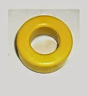 T50-6 Toroid Core - Iron Powder - 2 Pieces