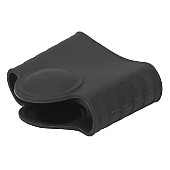 214 Camera Lens Cover Silicone Screen Protective Cover Non-Slip Camera Lens Sleeve Camera Accessory for Insta360 ONE X2 Black