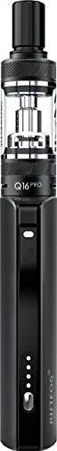 Justfog nuova sigaretta elettronica Q16 PRO 900mAh (prodotto senza nicotina) (NERO)