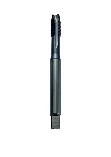 Gewindeschneider geradegenutet mit Schälanschnitt, TICN beschichtet, Universell einsetzbar, HSSE-PM, Metrisch, DIN 371/376 (M6)