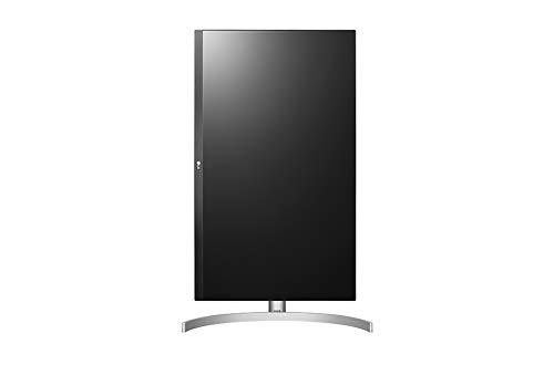 LG 27UL850-W 68, 58 cm (27 Zoll) UHD 4K IPS Monitor (HDR10, USB Type-C, 99% sRGB, AMD Radeon FreeSync), schwarz weiß - 11