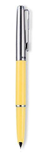 Abcsea Klassische 007 Iridium Feine Feder Füllfederhalter - gelb