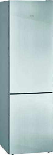 Siemens KG39V2LEA iQ300 Freihstehende Kühl-Gefrier-Kombination / E / 233 kWh/Jahr / 343 l / hyperFresh-Box / lowFrost / bigBox / LED-Innenbeleuchtung