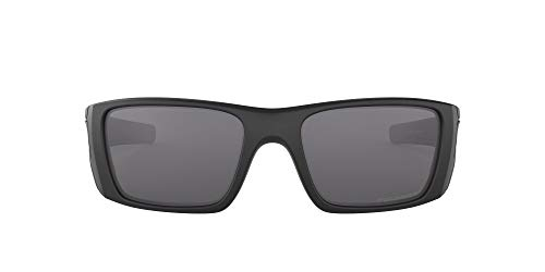 Oakley Herren Fuel Cell Sonnenbrille - Matte black/grey polarized