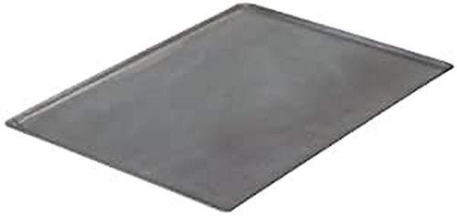 De buyer 5321.53 - Bandeja para horno (acero, bordes oblicuos)