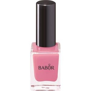 Dr Babor AGE ID Make-Up Nail Colour, 19 Pink Power, 7 ml