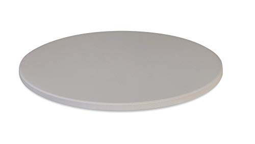 KamadoJoe - Pietra per pizza Big Joe, colore: Bianco