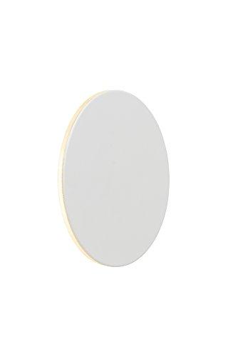 Lucide EKLYPS LED - Applique Murale - Ø 15 cm - LED - 1x6W 3000K - Blanc