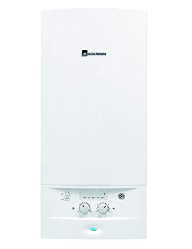 ELM LEBLANC-Chaudière murale gaz basse température mixte ACLEIS 24kW cheminée classe énergétique B C Réf NGLM 24-7XN 7716705075