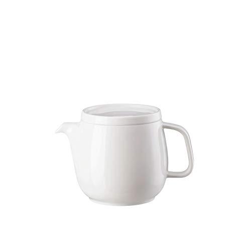 Rosenthal Hutschenreuther - Nora - Teekanne - Weiß - Porzellan - 0,7 L