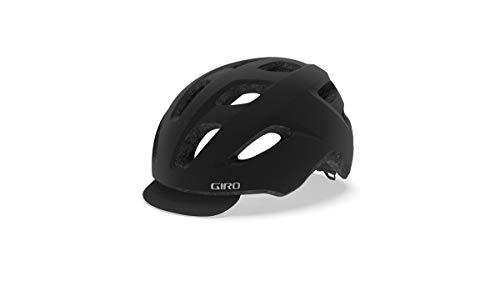 Giro Damen Trella Fahrradhelm Dirt, matte black/silver, One Size