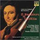 Rossini - Il barbiere di Siviglia / Blake · Serra · Dara · Montarsolo · Teatro Regio di Torino · Campanella