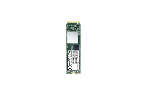 Transcend TS256GMTE820 PCIe 3G x4, M2 Solid State Drive, 256GB (3D NAND Flash-Chip)