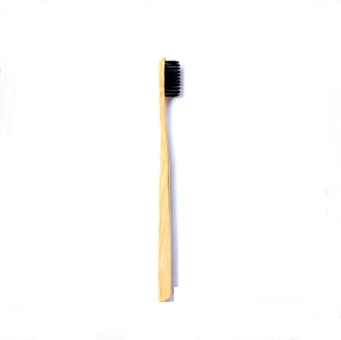 ディスカウント欺く不当柔らかい毛が付いている5Pcs 竹の歯ブラシの有機性環境に優しい自然な竹の歯ブラシ