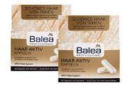 Balea Professional Haar Aktiv Kapseln,(2x 60 Kapseln) - Original-Doppelpack von primeservice24®