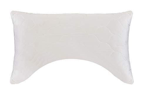 mainstays pillow side sleepers Sleep & Beyond Washable myWolly Side Pillow, Queen 20x30