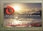 Den tiefen Frieden im Rauschen der Wellen - den wünsche ich dir. Die schönsten irischen Segenssprüche
