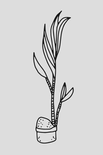Kokospalme: Notizbuch (120 Seiten, 15x23cm, gepunktet) Dotted Bullet Grid Tagebuch Journal