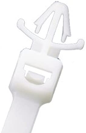 a88e75031cd7 Amazon.com: Panduit PLWP1.5I-D PUSH MOUNT CABLE TIE (package of 100):  Industrial & Scientific