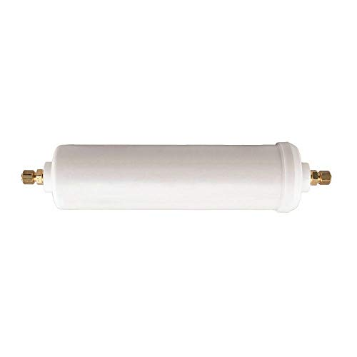 Ice Maker Water Filter 5-Year/20,000-Gallon Inline