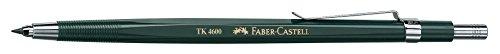 Faber Castell 134600 TK 4600 2mm - Portaminas, 2 mm