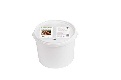 Trockenshampoo für Pferde - mit original marokkanischer Lavaerde   Vegan und Bio   zur chemiefreien Fellpflege   Tonerde Heilerde Wascherde Tonpulver Anti-Schuppen Sensitive