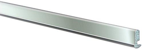 Schellenberg 74021 Endleiste 2.1 m für Kunststoff-Rollladenprofil