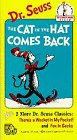 Dr. Seuss - The Cat in the Hat Comes Back [VHS] [Import]の詳細を見る