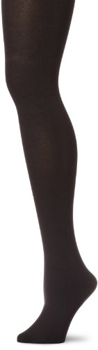 HUE Super Opaque Tights with Control Top Black 4