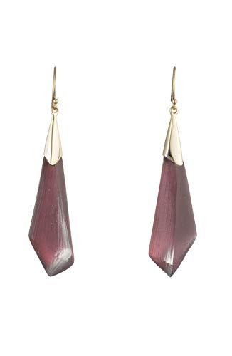 Alexis Bittar Women's Faceted Wire Drop Earrings