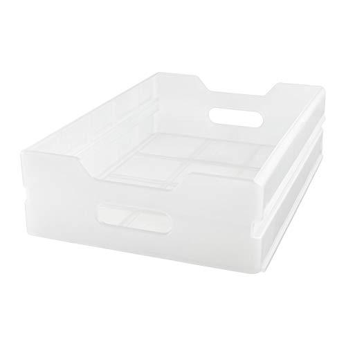 VanDeBord Flugzeugtrolley Einschub Kunststoff (Atlas) Schublade, Schubkasten, Drawer, Zubehör für Airline Trolleys und Bord Boxen