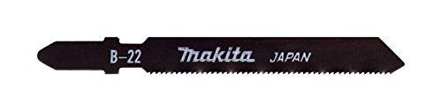 Makita A-85737-25 B-22 Lot de 25 Lames de scie sauteuse