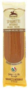 アルチェネロ有機全粒粉スパゲッティ 500g×4個 JANコード:8009004130005