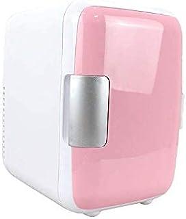 Portable 4L Car Mini Fridge Type Electrical Cooler Heater Car Refrigerator Freezer Warmer Cooler Box[Energy Class A++]