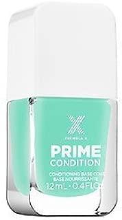 Sephora Formula X The Prescription Treatment PRIME CONDITION - Nail Conditioning Base Coat