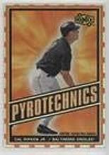 Cal Ripken Jr. (Baseball Card) 2000 Upper Deck Ionix - Pyrotechnics #P8