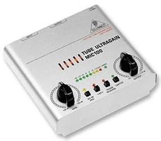 Behringer MIC100 Ultragain High End Vacuum Tube Preamplifier (B000CZ0RME) | Amazon price tracker / tracking, Amazon price history charts, Amazon price watches, Amazon price drop alerts