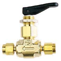 22188 - Toggle - Toggle Valve, Parker Balston(R) Shut-Off Gas Valve, Restek - Each by RESTEK CORP