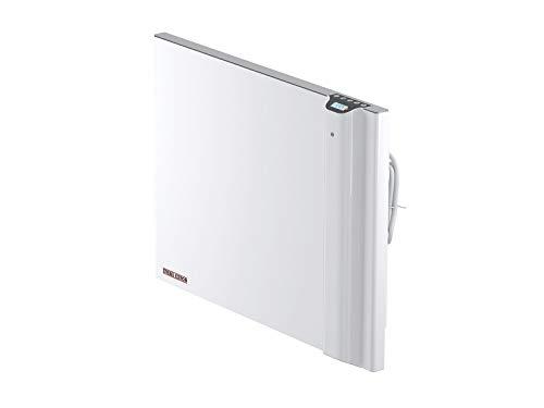 STIEBEL ELTRON elektronisch geregelter Duo-Wandkonvektor CND 75, 0,75 kW, für ca. 7,5 m², LC-Disyplay, 2 Heizsysteme, Offene-Fenster-Erkennung, Verbrauchsanzeige, 234813