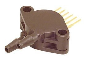 FREESCALE SEMICONDUCTOR MPX4250DP IC, PRESSURE SENSOR, 0 TO 250KPA, SIP-6