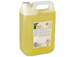 Pro Smart Detergente para lavavajillas, puede contener 5 litros.