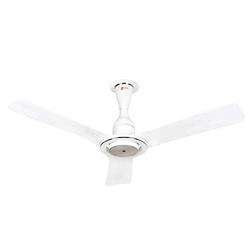 Orient Electric i-Float 1200mm energy efficient ceiling fan with Inverter Technology (White, Pack of 1)