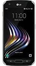 LG Electronics X Venture Factory Unlocked Phone - 5.2Inch Screen - 32GB - Black (Renewed) (Black)