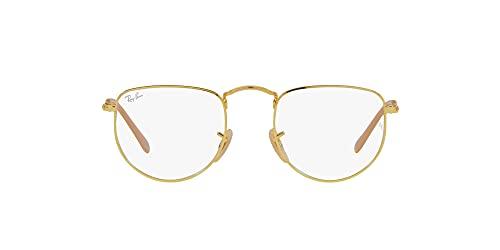 Ray-Ban 0rx3958v-3086-50, Gafas Hombre, Color Dorado