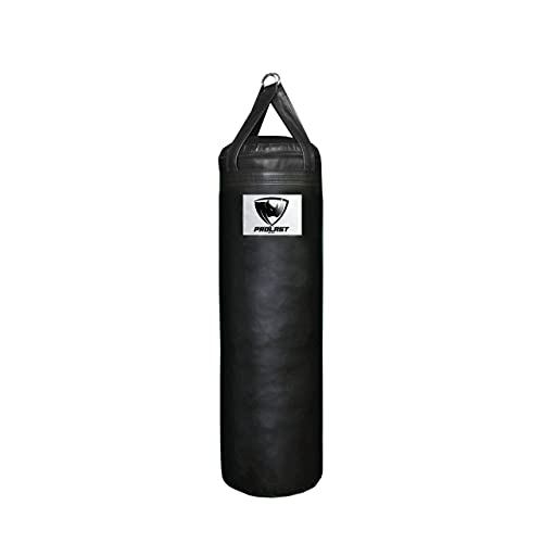 PROLAST 4 ft 80 lb Heavy Bag and Punching Bag Filled (Hand Made in USA)