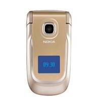 Nokia 2760 Sandy Gold (VGA-Digitalkamera, 2 Displays, UKW-Radio, Spiele) Handy