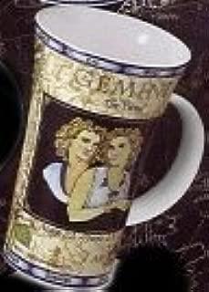 Dunoon Glencoe Zodiac Mug - Gemini (16.9oz)