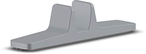 Bümö Sedus voetensteun van aluminium voor jou: Wall wandelementen wit-aluminium