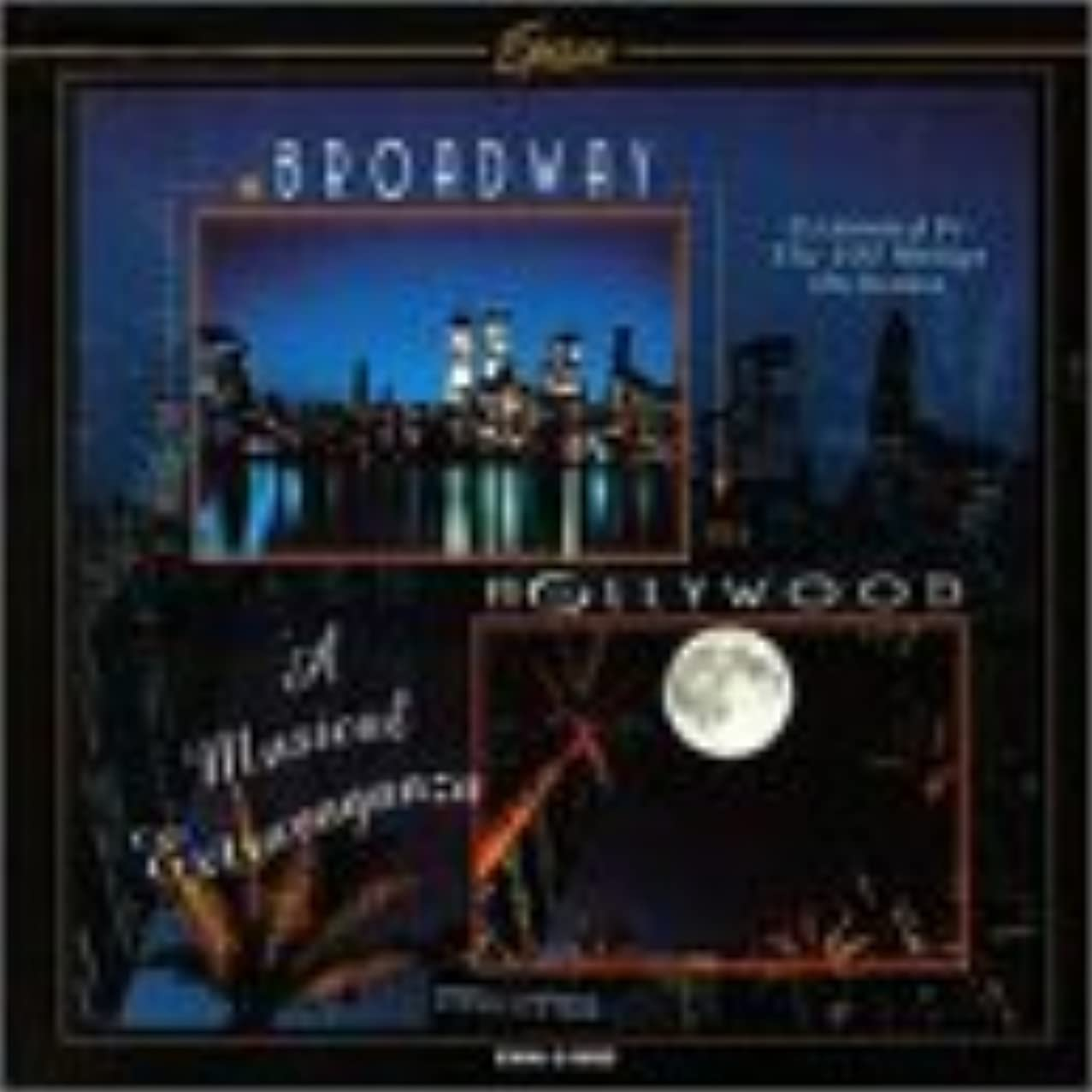 From Broadway to Hollywood a Musical Extravaganza lsqomxfsje215