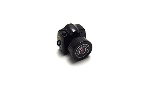 Amewi 28908 - HD Mini (Nano) Cam - Extrêmement Petit et Ultra léger